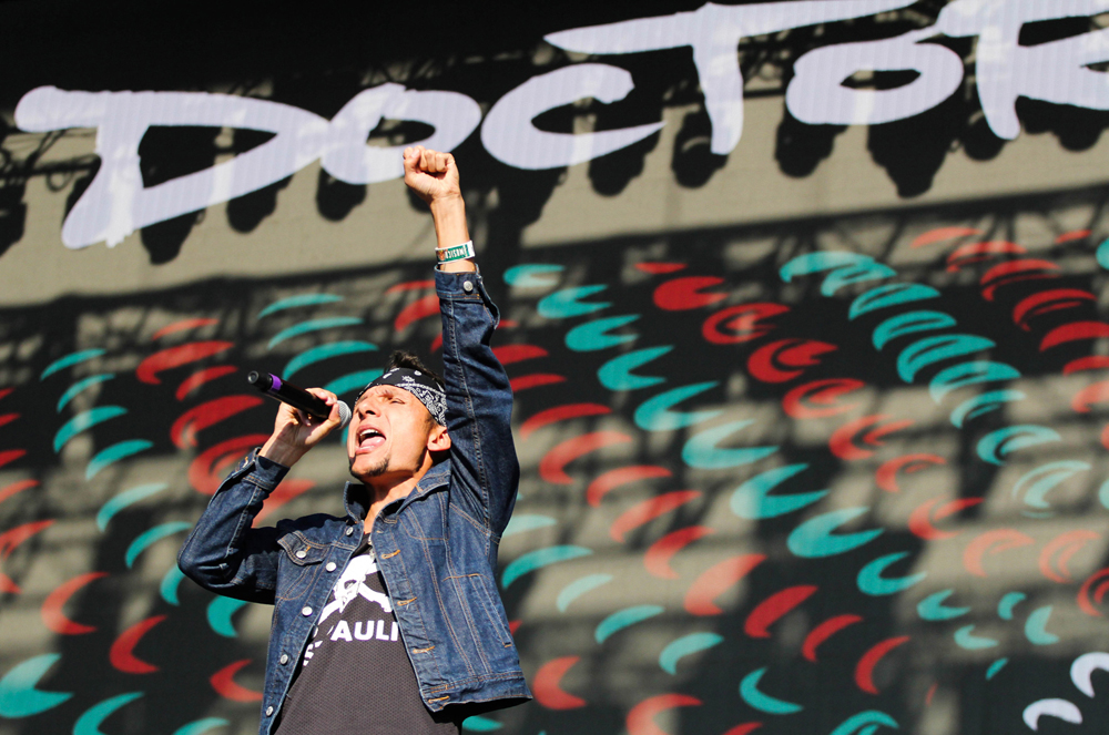 dr krapula Vive Latino 2017